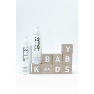 SMPL Baby & Kids Wash