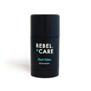 Deodorant Rebel Fresh Cotton – voor hem