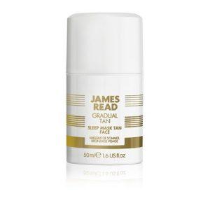 James Read Sleep Mask Tan Face light/medium