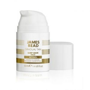 James Read Sleep Mask Tan met Retinol