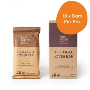 Your Super Chocolate Lover Bars