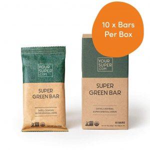 Your Super Super Green Bars