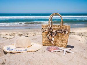 Blog Skincare & make-up voor in je strandtas